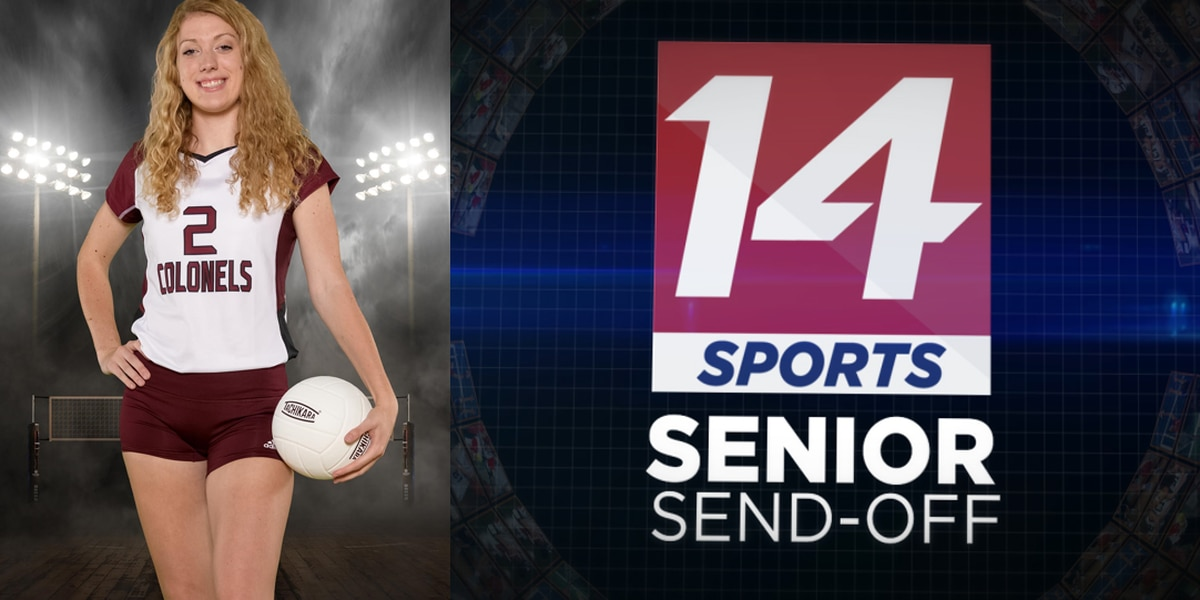 Senior Send-Off: Brooke Springer