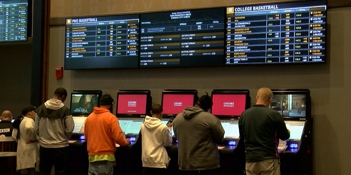 Sports betting not illegal in Ky. which is a problem, lawmaker says