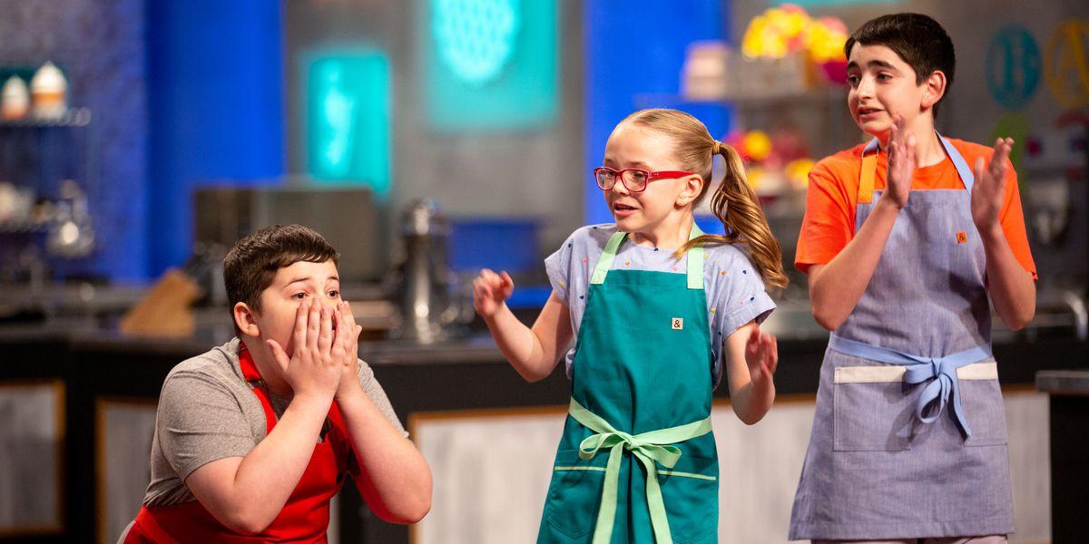 Washington, IN teen wins 'Kids Baking Championship' on Food Network