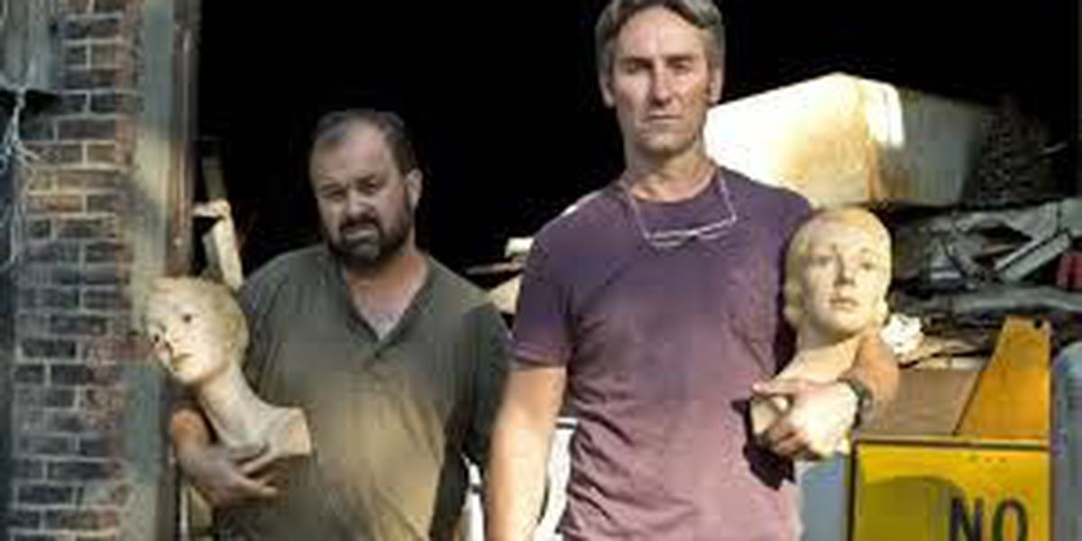 American Pickers in Perry Co.