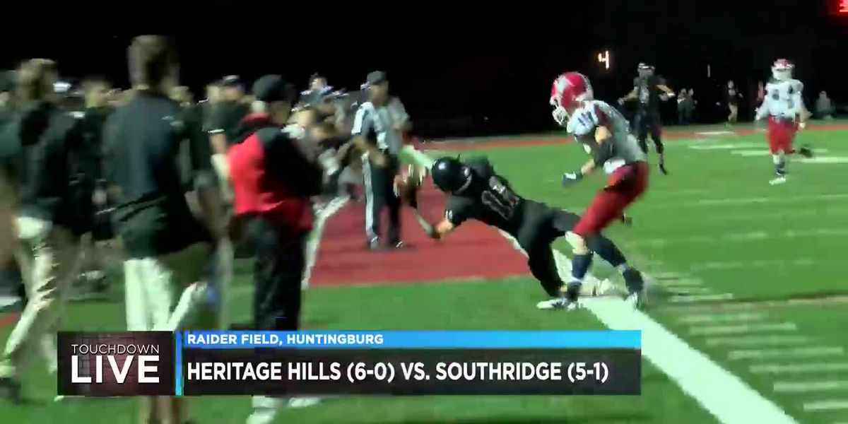 TDL Week 7: Heritage Hills vs Southridge