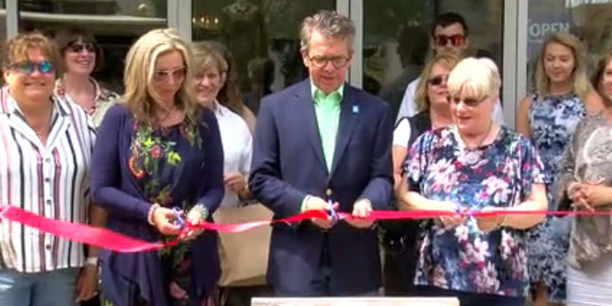 New downtown boutique officially open