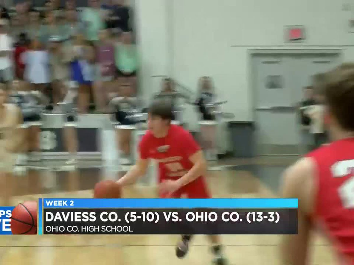 Hoops Live: Daviess Co. vs Ohio Co.