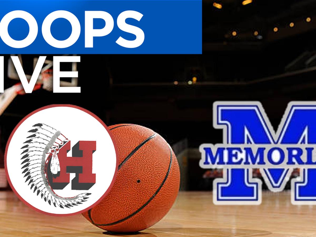 Hoops Live: Memorial vs. Harrison