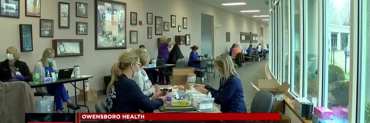 Owensboro Health puts new COVID-19 vaccination appointments on hold