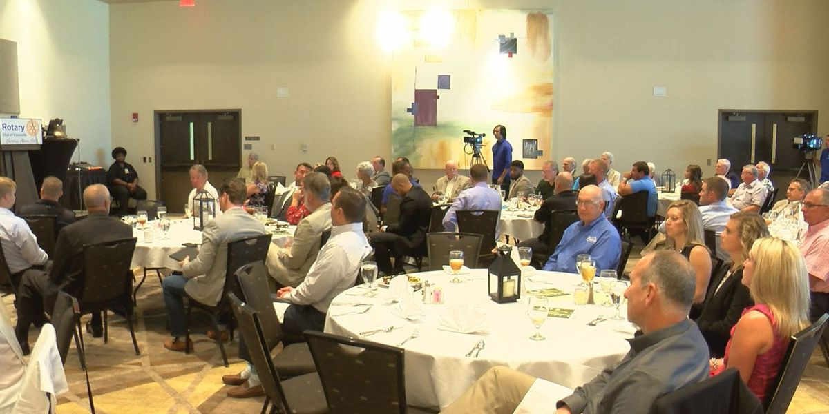 County leaders discuss road reconstruction, jobs at Vanderburgh Co. annual 'State of the County' address