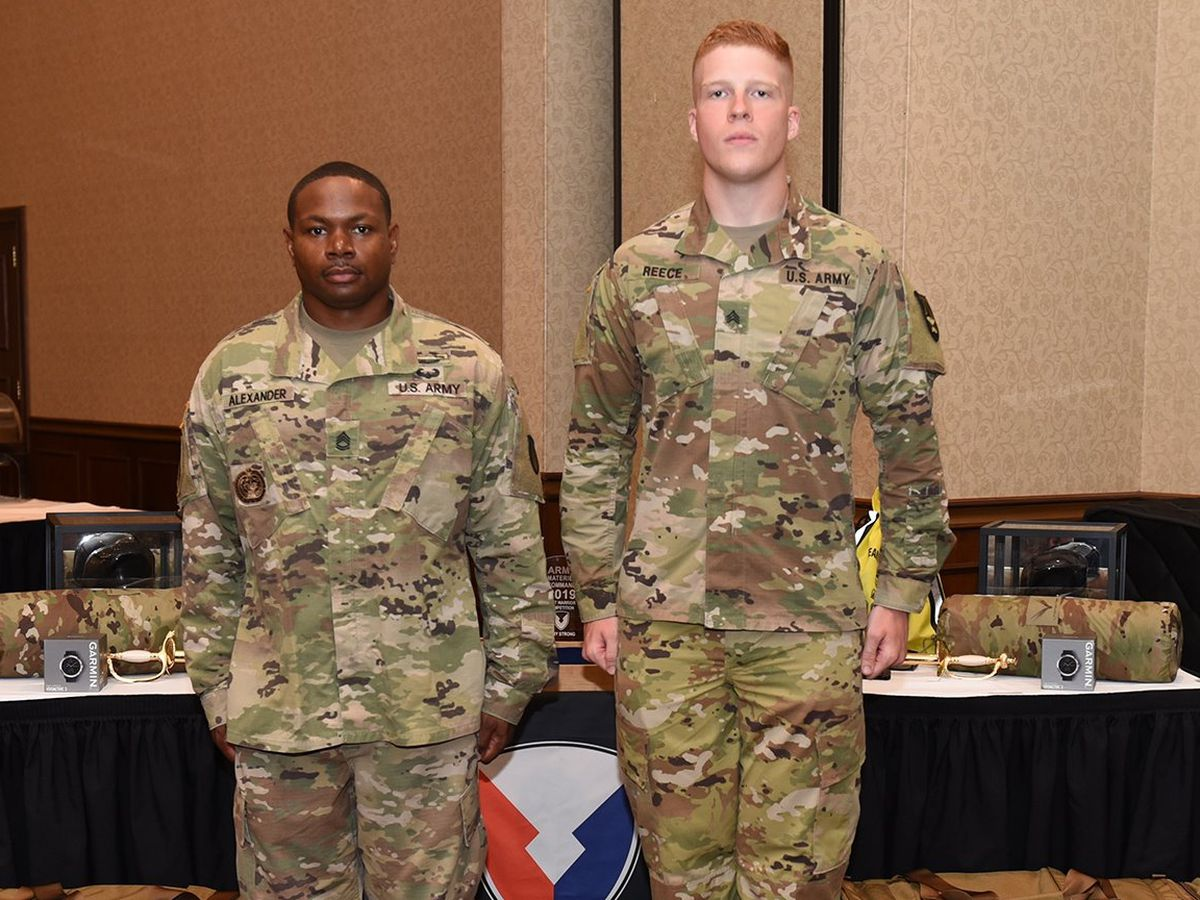 Castle graduate named U.S. Army Material Command's Soldier of the Year