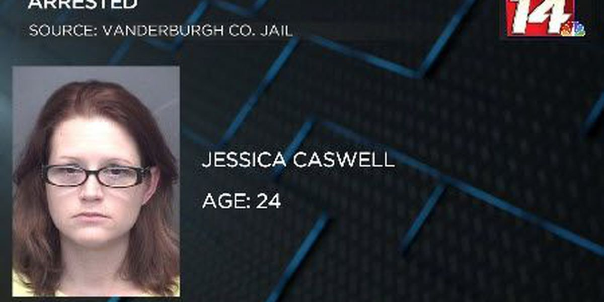 Police: Evansville woman pretended to be twin sister during arrest