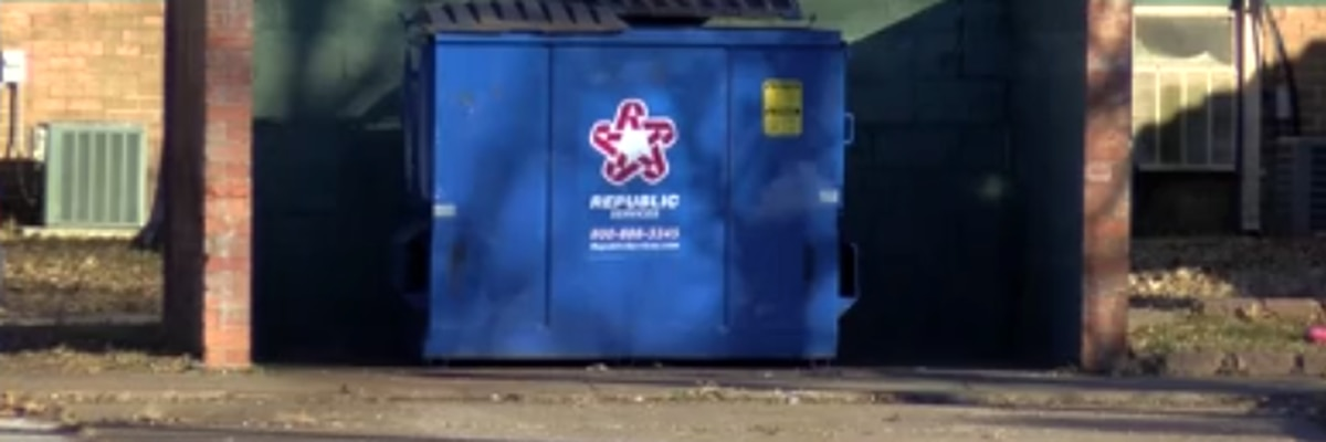 Evansville hauls off 5 tons of trash from Woodland Park Apartments