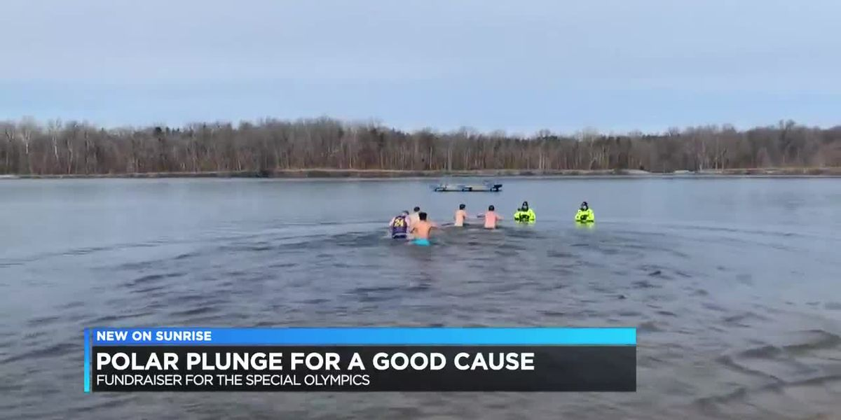 Annual Polar Plunge raises over $21K for Special Olympics