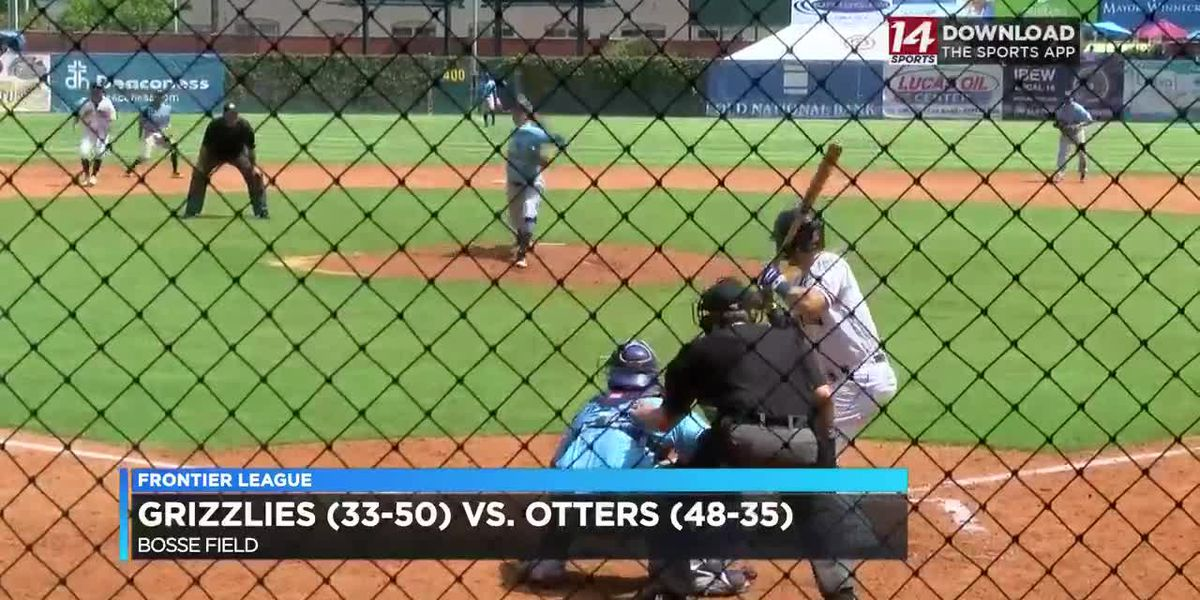 HIGHLIGHTS: Grizzlies vs. Otters