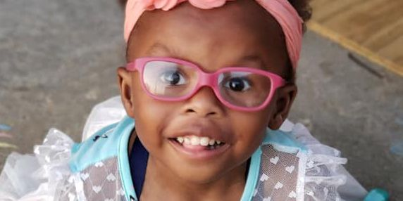 Sincere Determination: Daviess Co. 3-year-old inspires community