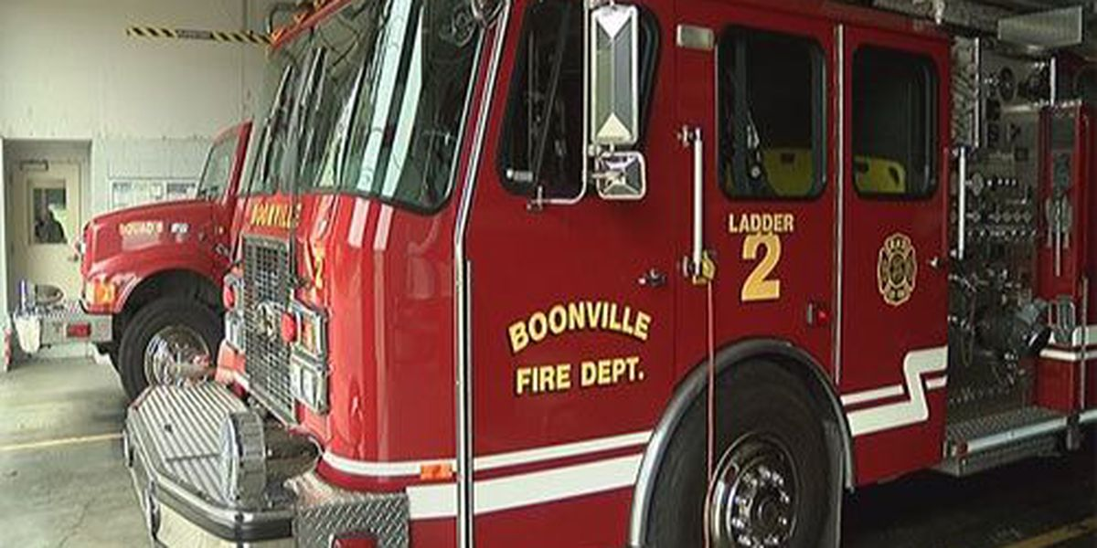 Boonville Fire Department requests help from motorists