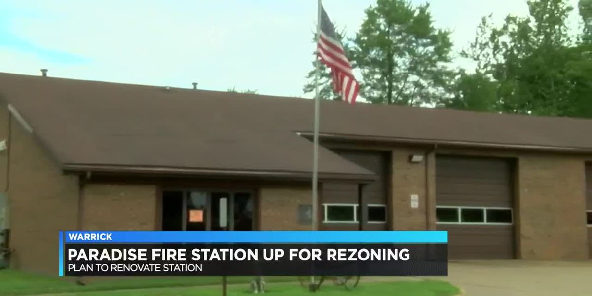 Paradise Fire Station makes steps toward renovations