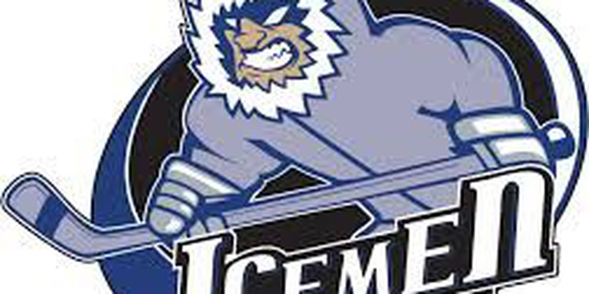 Icemen Fall in a Shootout to the Komets