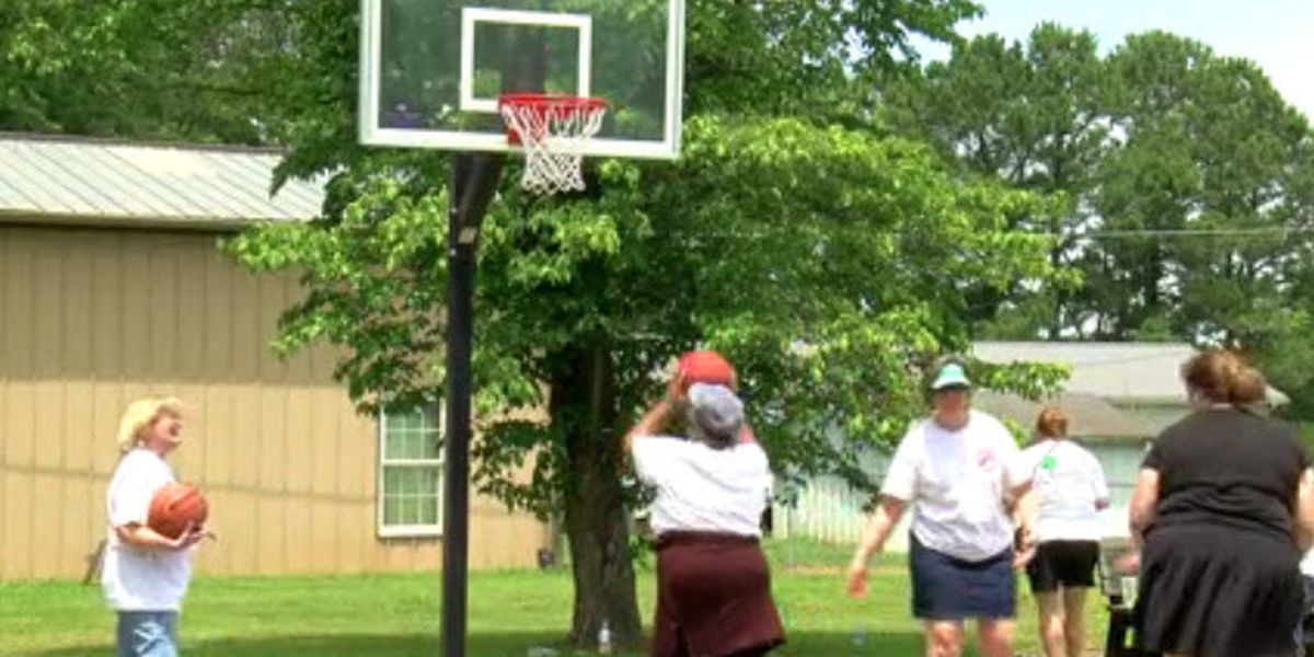 More than 200 people compete in annual 'Senior Game in the Park'
