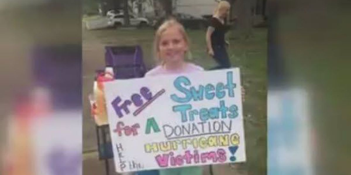 Tri-State 3rd grader raises over $200 for hurricane victims