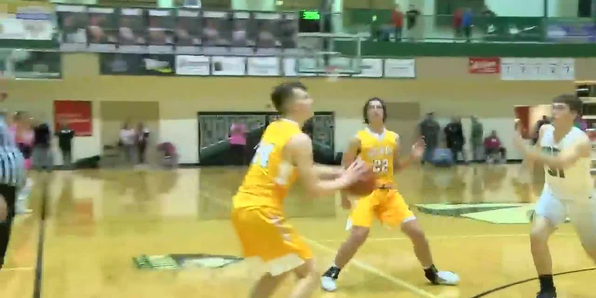 Hoops Live: Central vs North