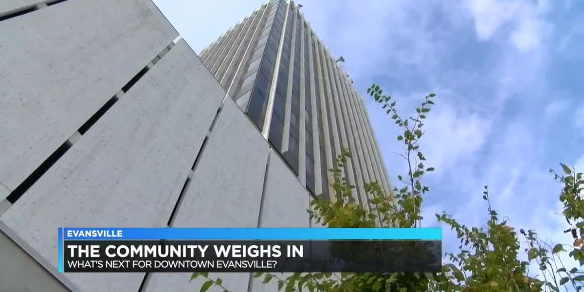 What's next for downtown Evansville?