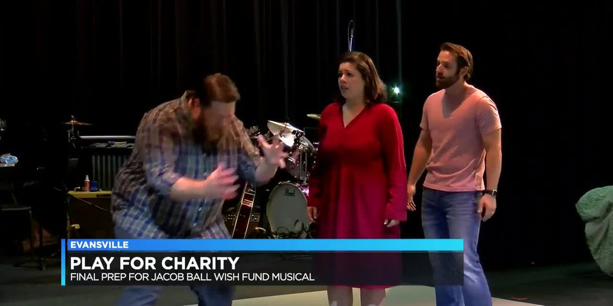 Jacob Ball Wish Fund's Play for Charity