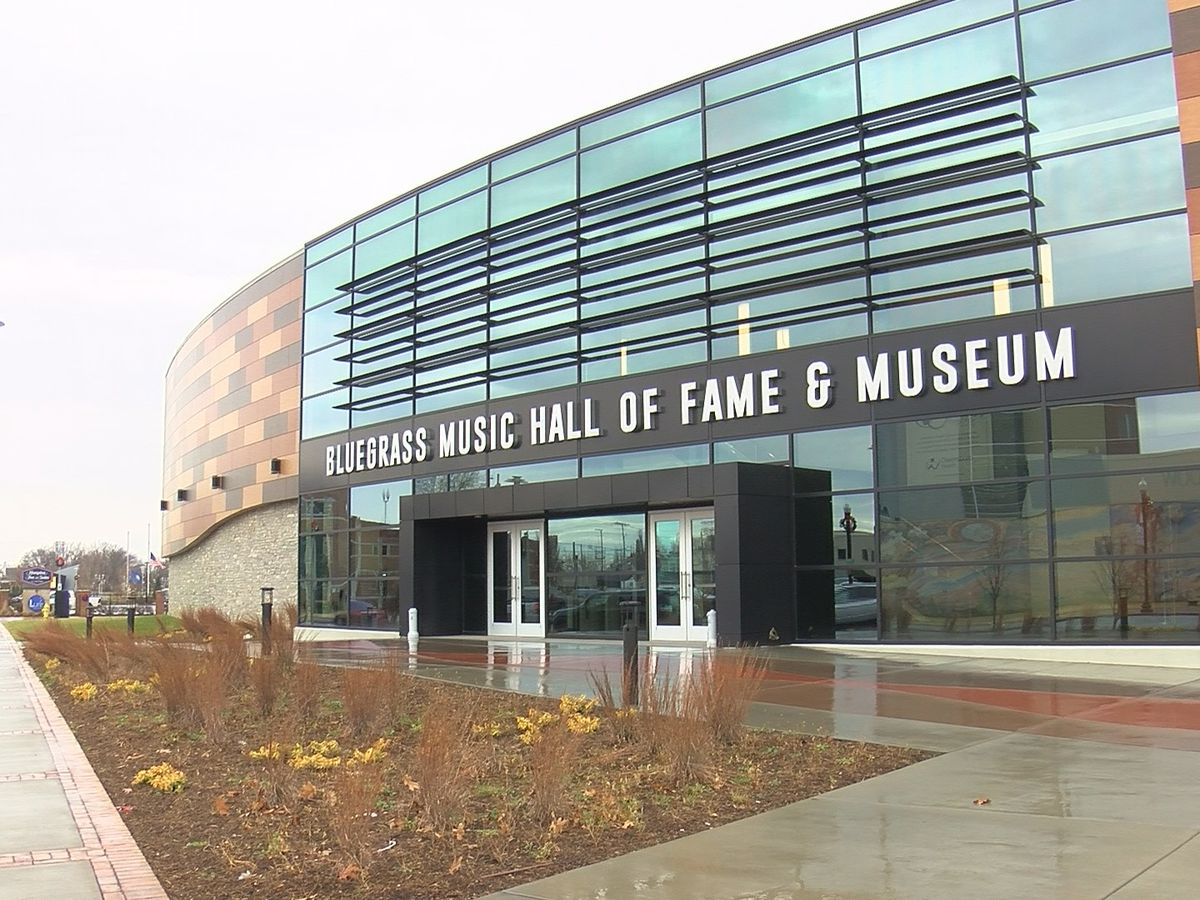 Bluegrass Music Hall of Fame and Museum thriving
