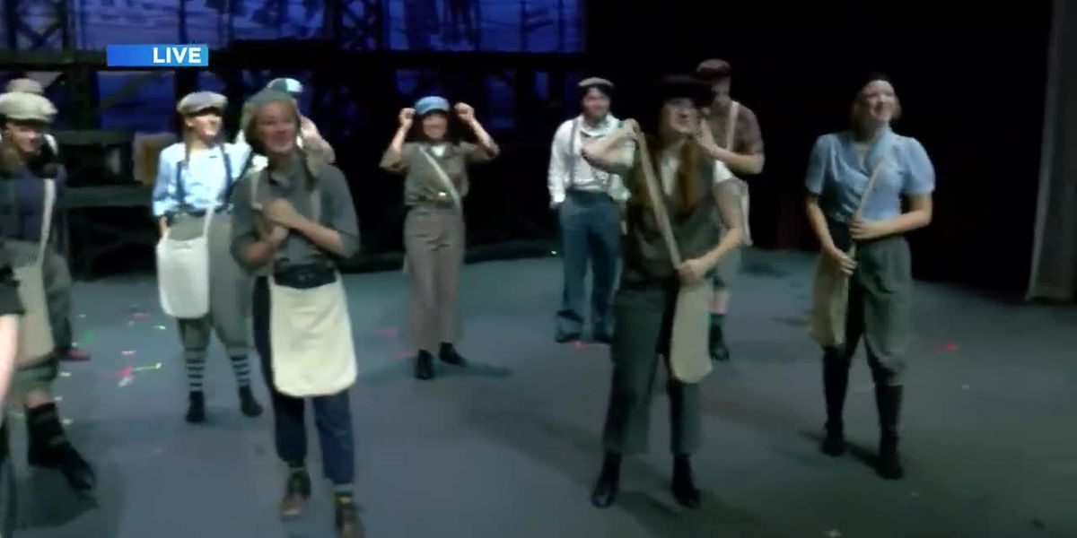 Students 'making headlines' at Castle High School with summer musical