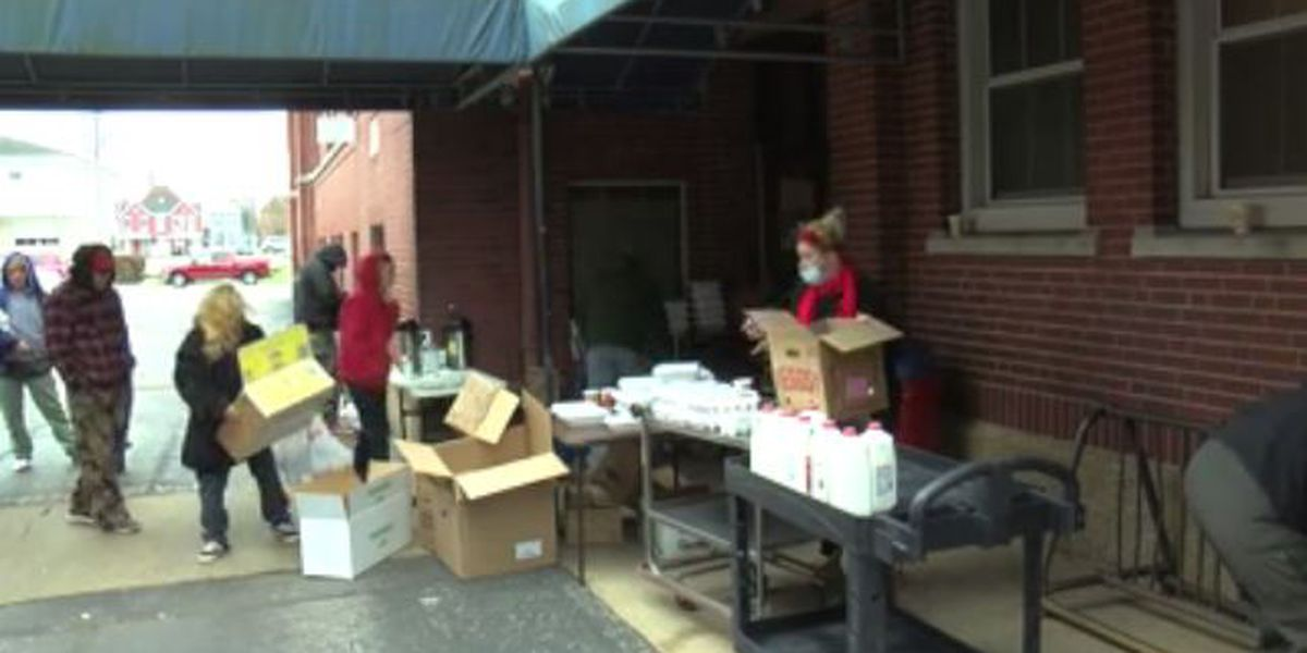 St. Anthony provides meals and groceries for those in need this holiday