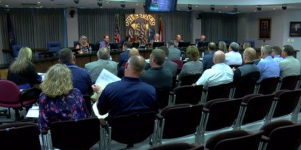 City Commission holds special called meeting Tuesday