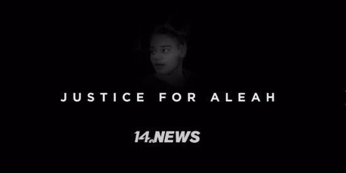 Justice for Aleah: Lead detective gives inside look into investigation (part 2)
