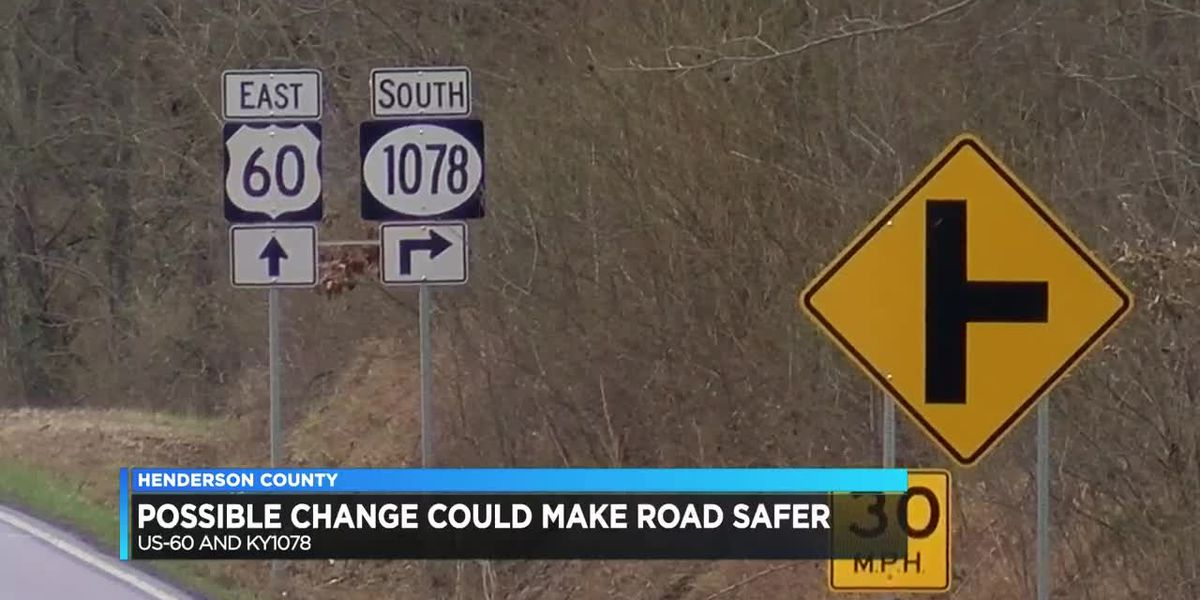 Officials hope possible changes to Spottsville road improves safety