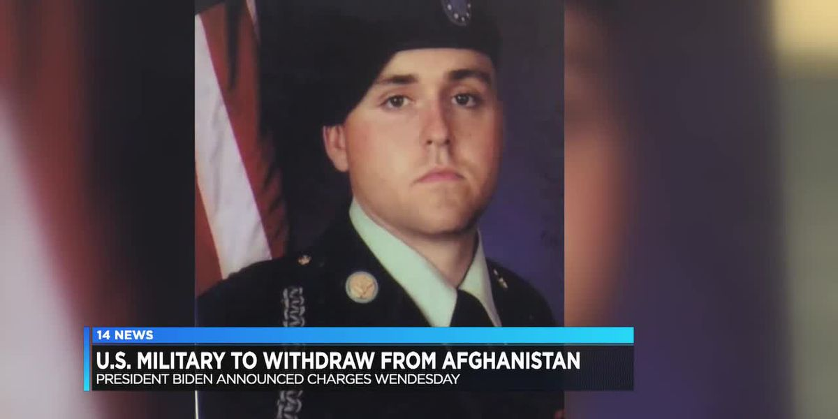 Mother of Tri-State solider killed in war shares thoughts on US withdrawing troops from Afghanistan