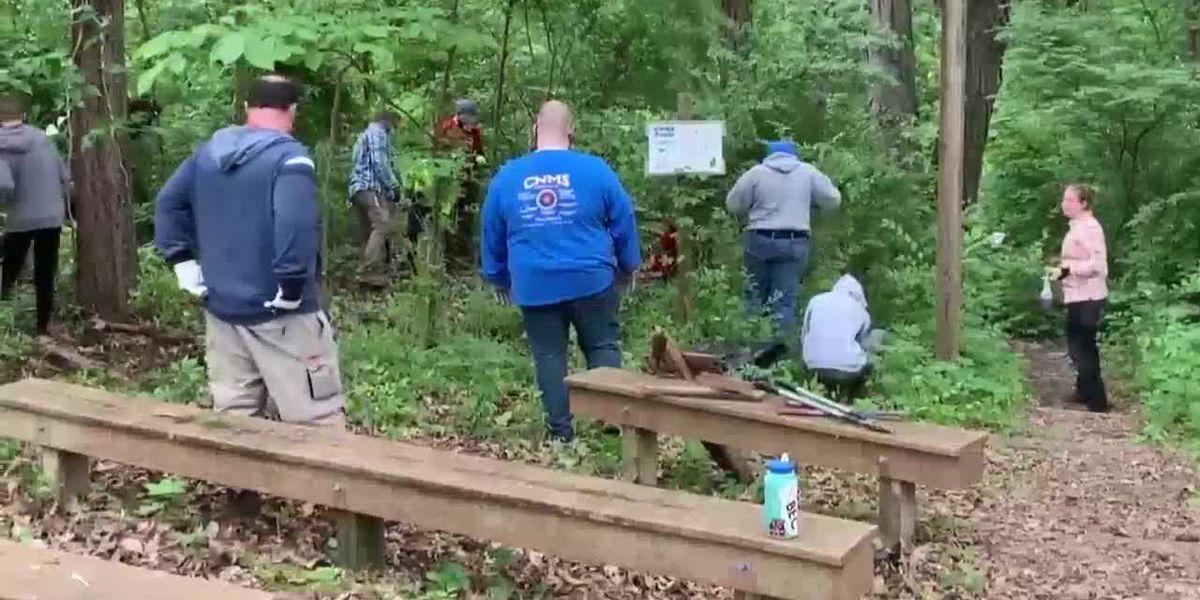 Warrick Co. students receive education on invasive plants