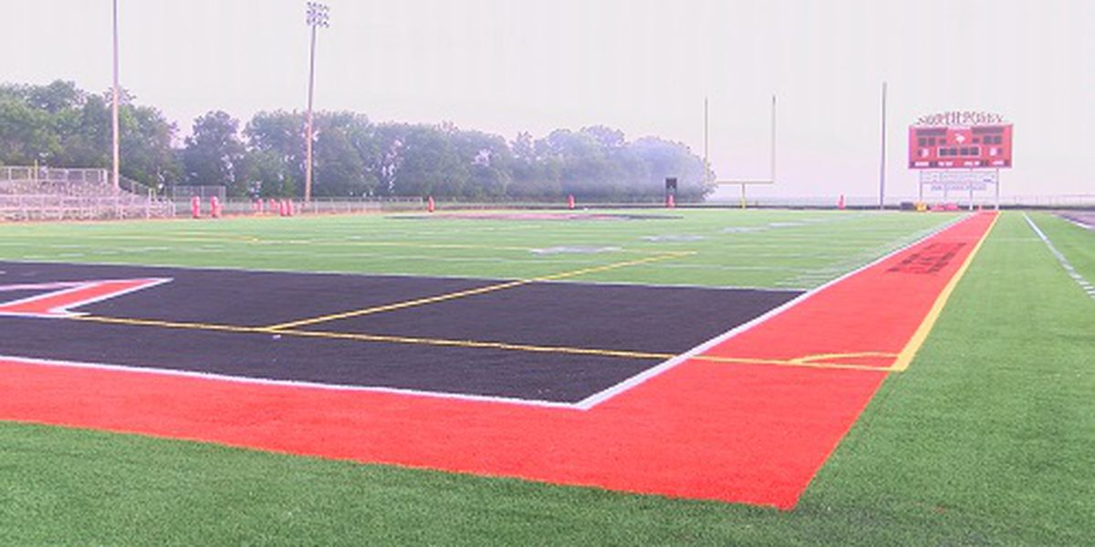 North Posey set to take field Friday on new turf