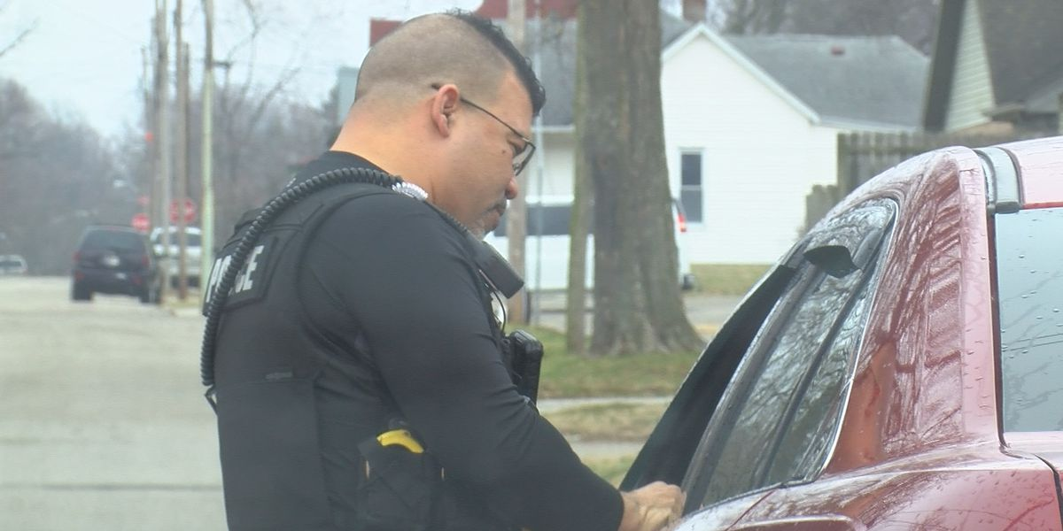 Indiana law enforcement cracking down on aggressive driving with Operation Pull Over