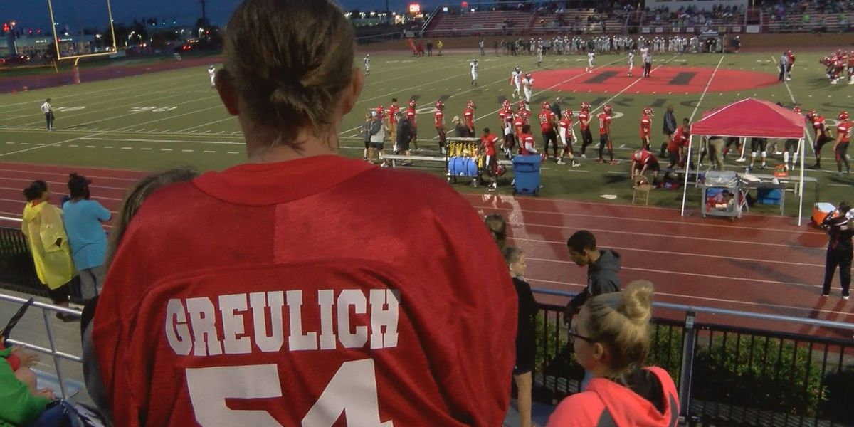 Friday Night Lights' unsung hero feeds kids before every game