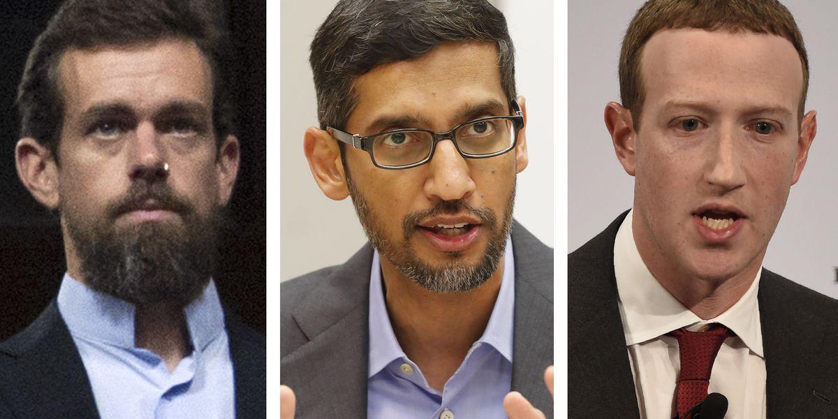 Social media CEOs to face grilling from Republican senators
