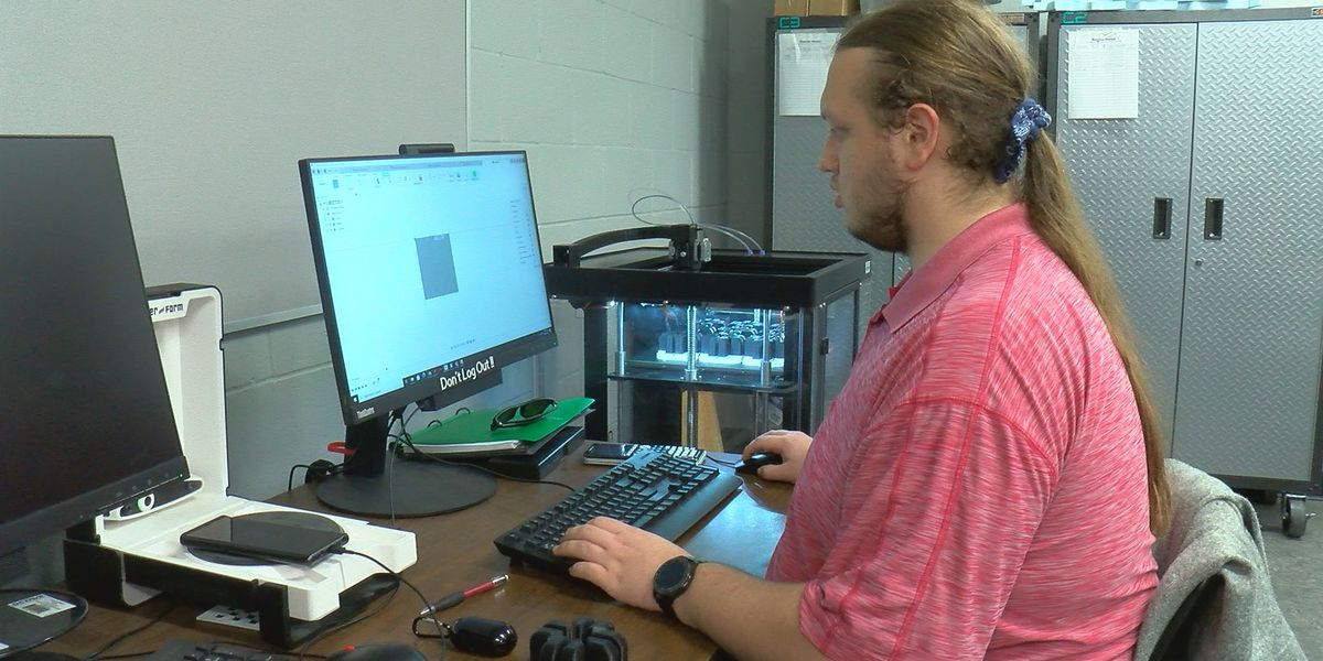 Owensboro Public Schools student creates PPE for all schools in district