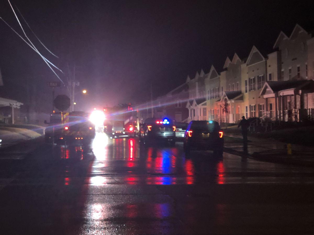 Princeton police investigating fire on E. Water St.