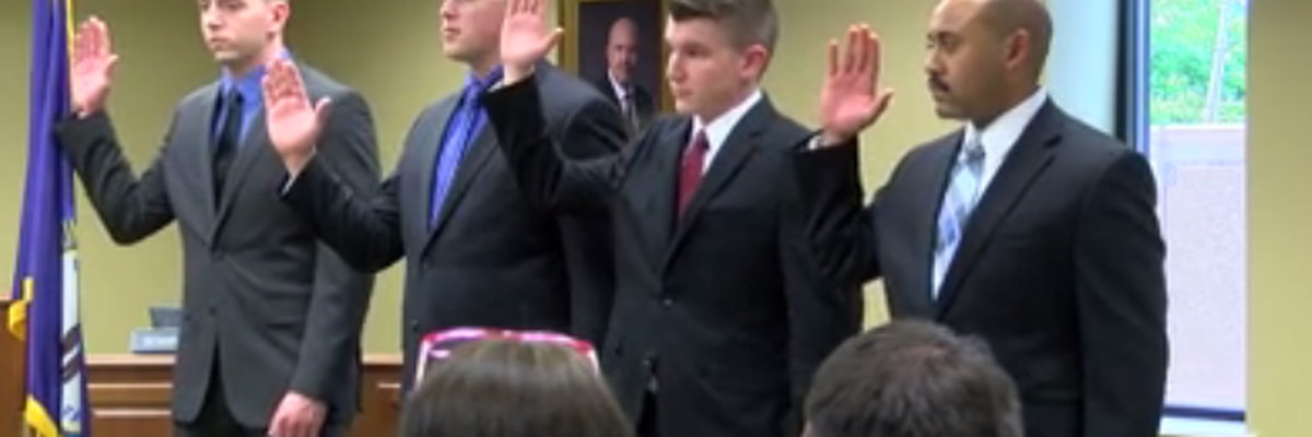 Madisonville gains 4 new police officers
