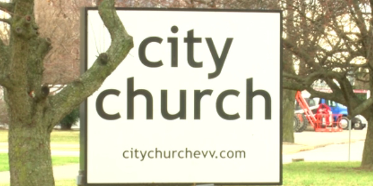 Local church taking security measures