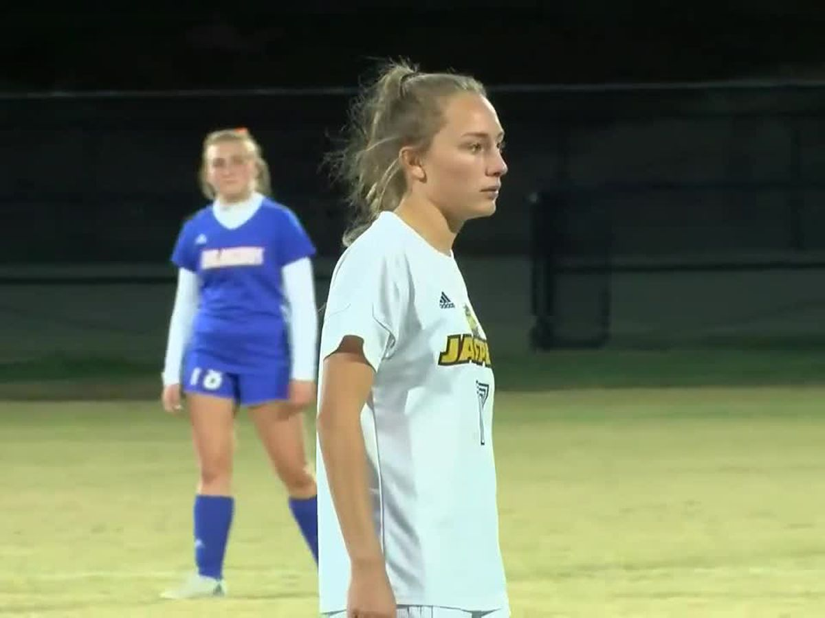 Class 2A Girls Soccer Regional Finals: Silver Creek vs. Jasper highlights