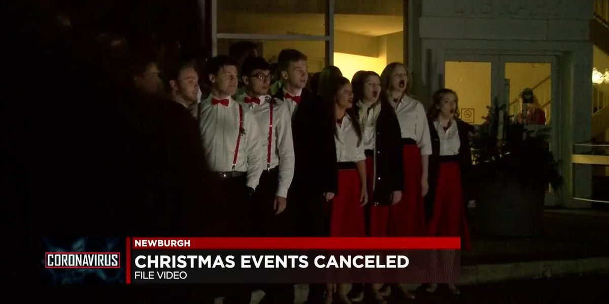 Officials in Newburgh cancel 2 holiday events due to COVID-19