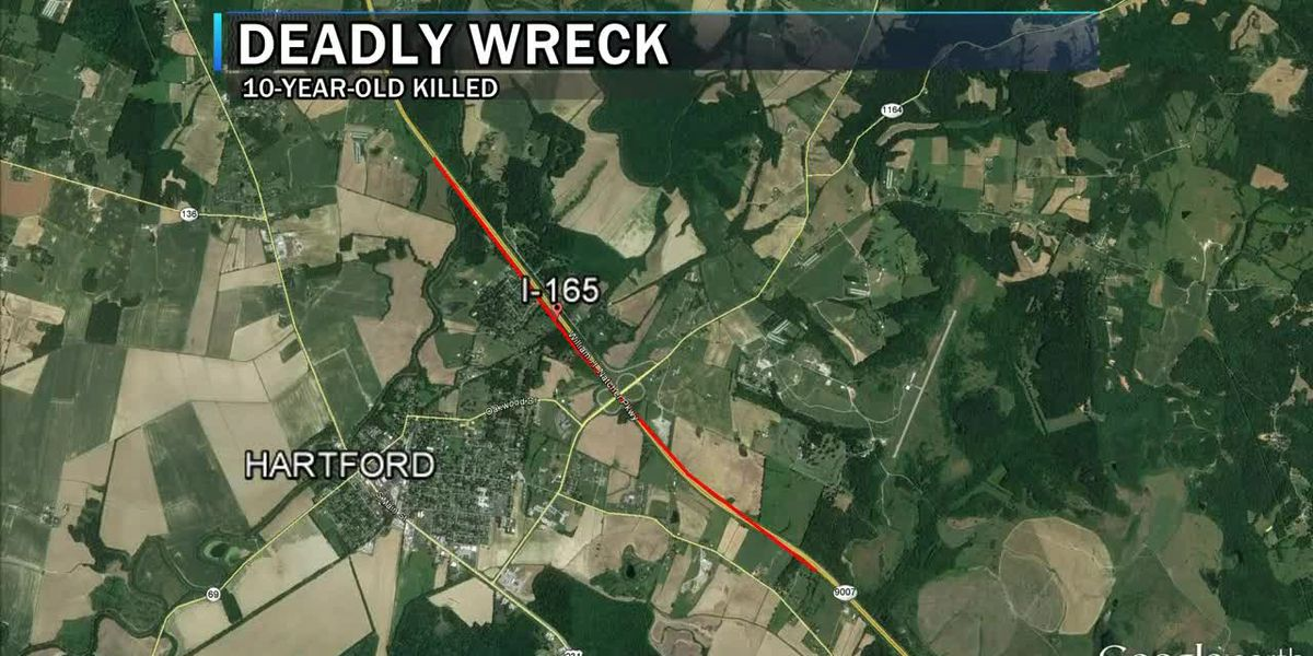KSP: 10-year-old child dies in Ohio Co. crash