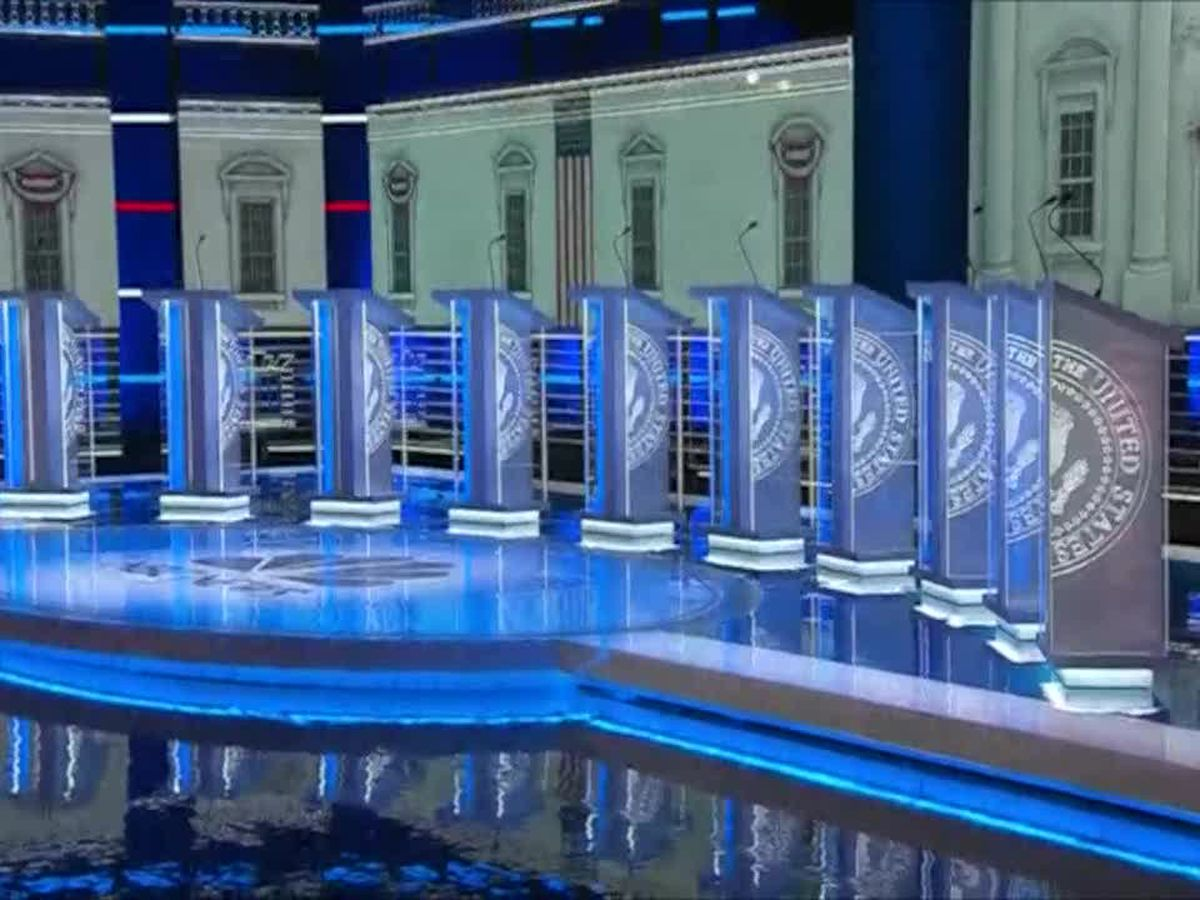 Watch Live: 2020 Democrats converge in Miami for 1st night of debates