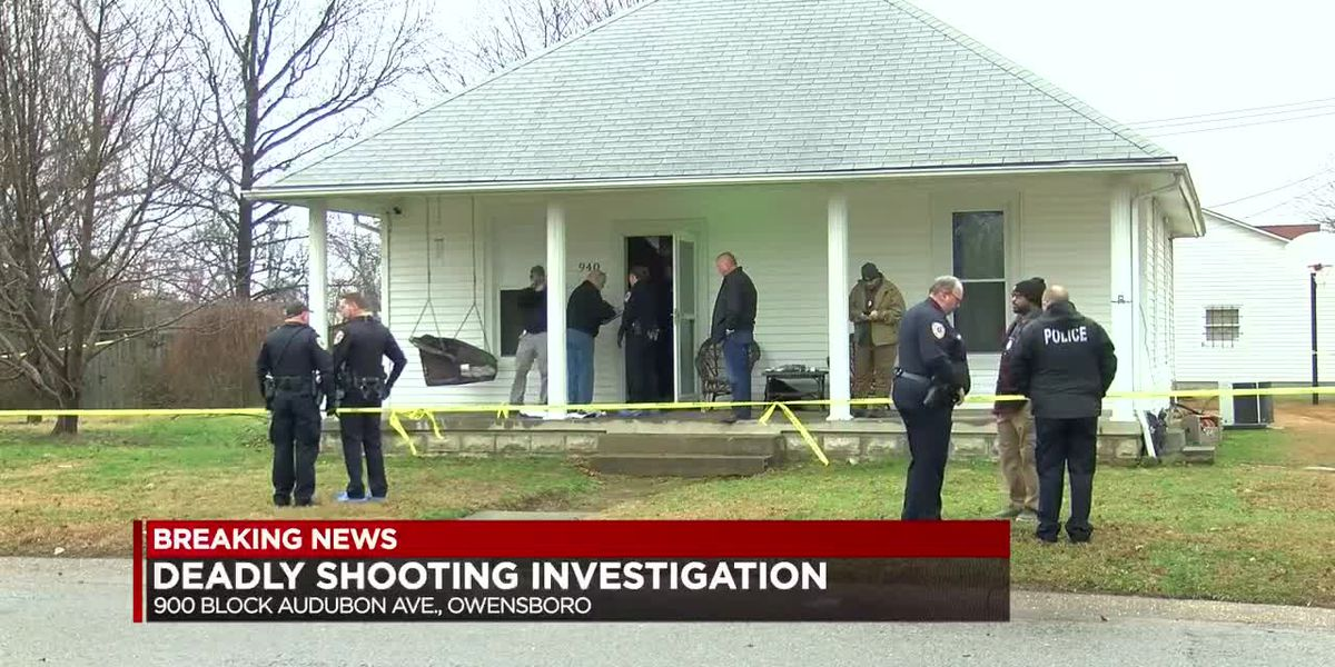 WATCH LIVE: Names released in quadruple Owensboro shooting