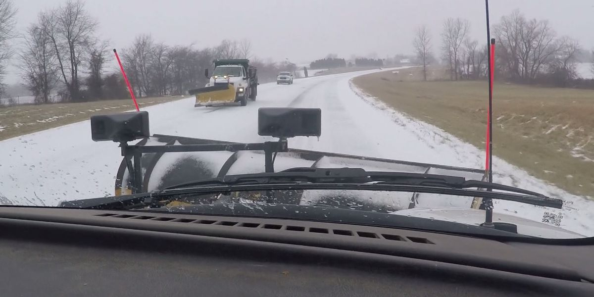 INDOT in need of snow plow drivers