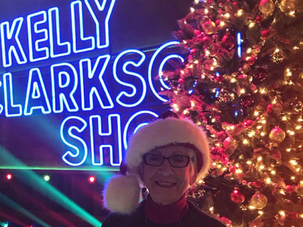 Santa Claus' Pat Koch will be on 'The Kelly Clarkson Show' Friday