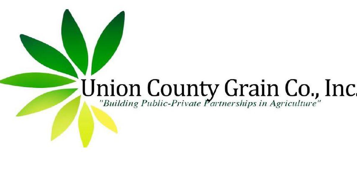 New multi-million dollar grain facility announced in Union Co.