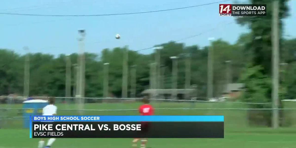 HIGHLIGHTS: Bosse vs. Pike Central boys soccer