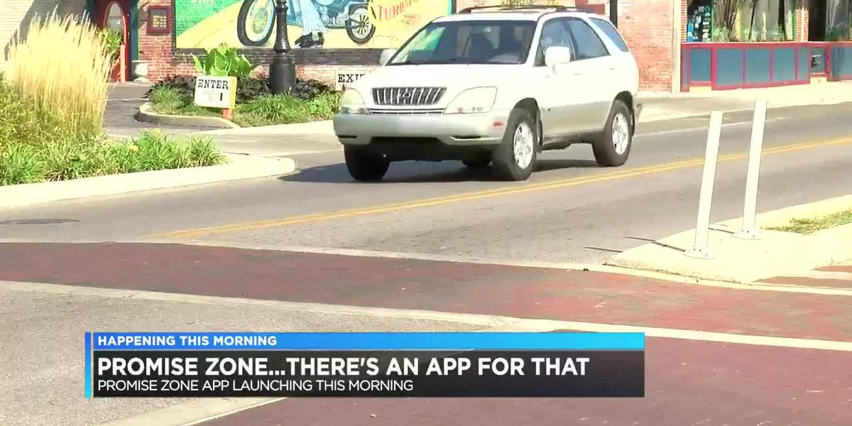 Promise Zone? There's an app for that